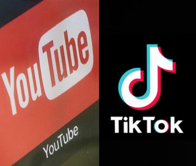 Led right light for Tiktok YouTube